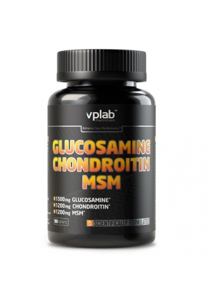 Glucosamine Chondroitin MSM 90 табл (VPLab)