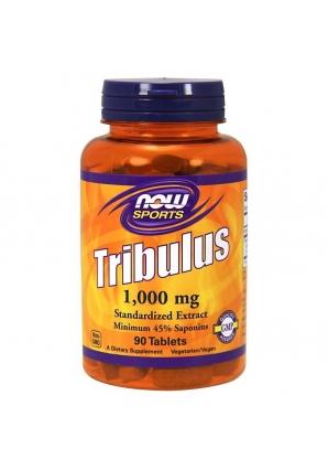 Tribulus 1000 мг 90 табл (NOW)