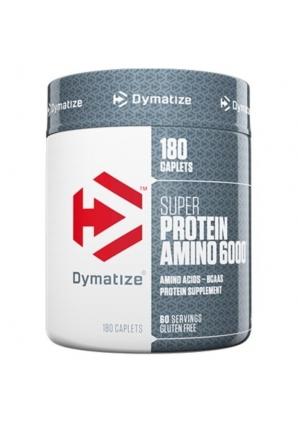Super Amino 6000 180 табл. (Dymatize)
