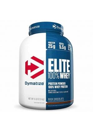 Elite Whey 2270 гр. 5lb (Dymatize)