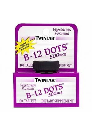 B-12 Dots 100 табл. (Twinlab)