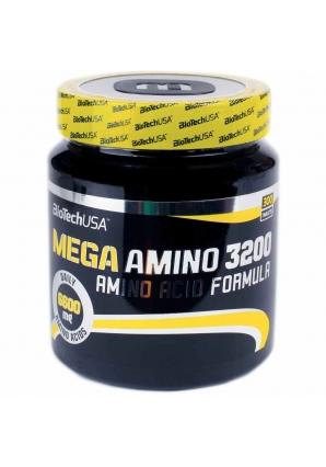 Mega Amino 300 табл (BiotechUSA)