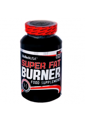 Super Fat Burner 120 табл (BiotechUSA)