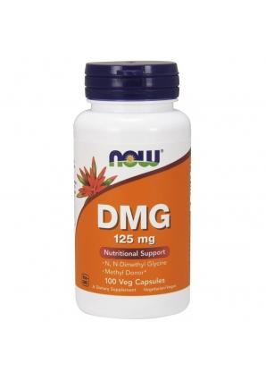 DMG 125 мг 100 капс (NOW)