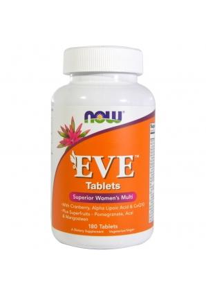 Eve Women's Multiple Vitamin 180 табл (NOW)