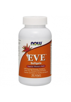 Eve Women's Multiple Vitamin 180 гель-капс (NOW)