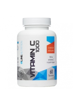 Vitamin C 60 жев.табл. (R-Line Sport Nutrition)