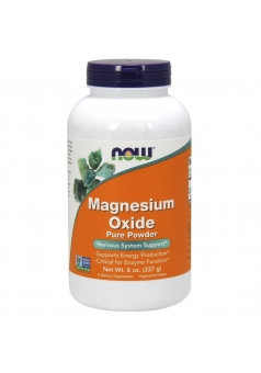 Magnesium Oxide 227 гр (NOW)