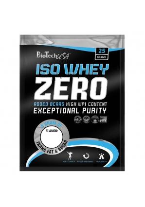 Iso Whey Zero 25 гр (BioTechUSA)