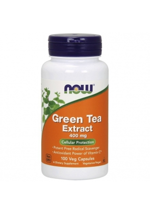 Green Tea Extract 400 мг 100 капс (NOW)