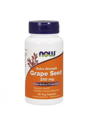 Grape Seed Extract 250 мг 90 капс (NOW)