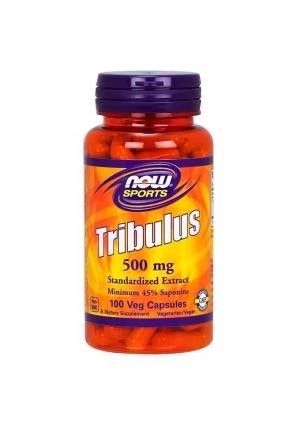 Tribulus 500 мг 100 капс (NOW)