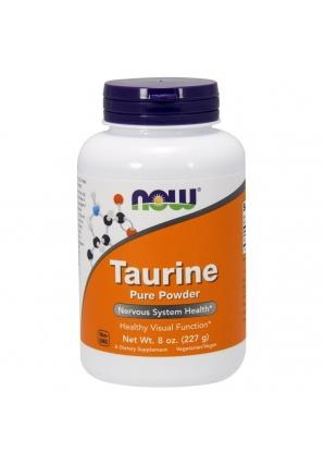 Taurine Powder 227 гр (NOW)