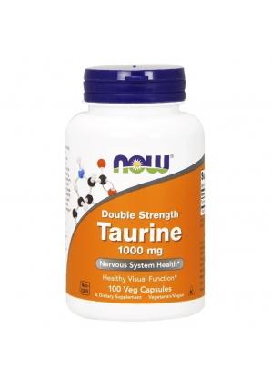 Taurine 1000 мг - 100 капс (NOW)