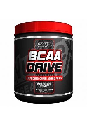 BCAA Drive Black 200 табл. (Nutrex)