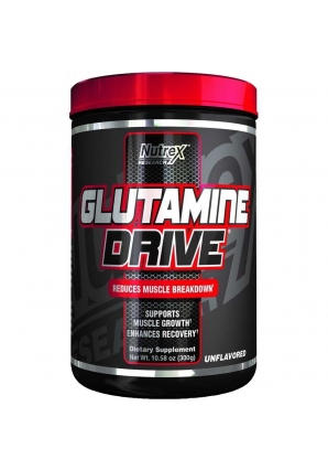 Glutamine Drive Black 300 гр (Nutrex)