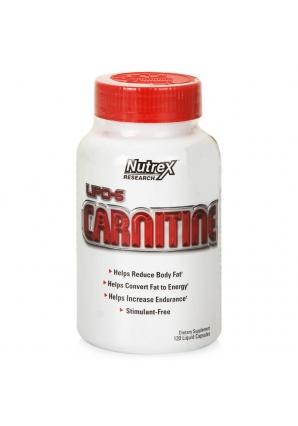 Lipo-6 Carnitine 120 капс (Nutrex)