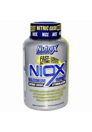 Niox 180 капс (Nutrex)