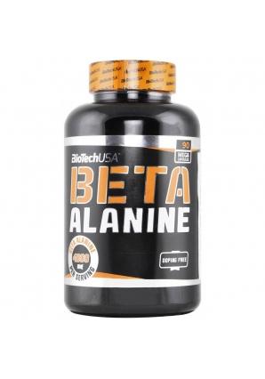 Beta Alanine 90 капс (Biotech USA)