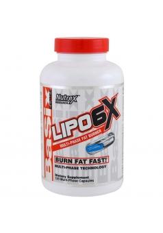 Lipo-6X 120 капс (Nutrex)