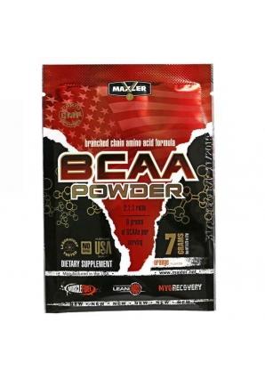 BCAA Powder 7 гр (Maxler)