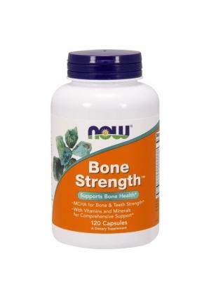 Bone Strength 120 капс (NOW)