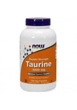 Taurine 1000 мг 250 капс (NOW)