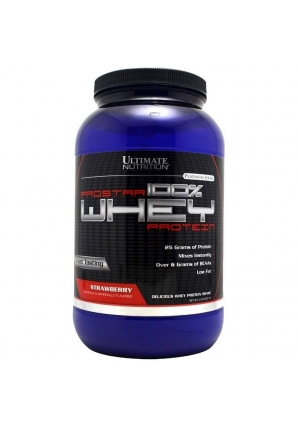 Prostar 100% Whey Protein 908 гр. 2lb (Ultimate Nutrition)