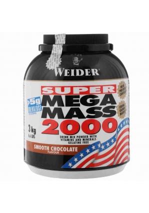 Mega Mass 2000 3000 гр (Weider)