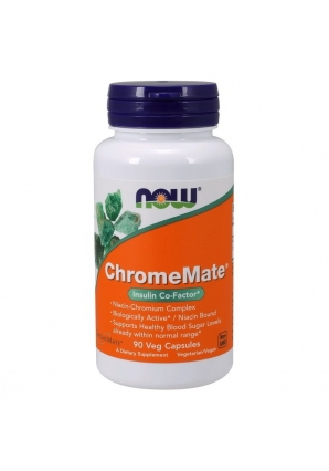Chromemate 200 мкг 90 капс (NOW)