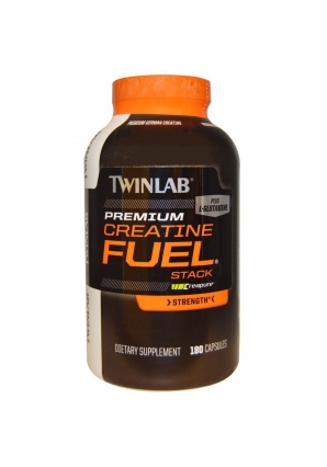 Creatine Fuel Stack 180 капс. (Twinlab)