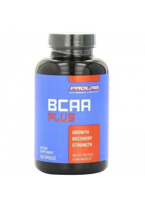 BCAA Plus 180 капс (Prolab)