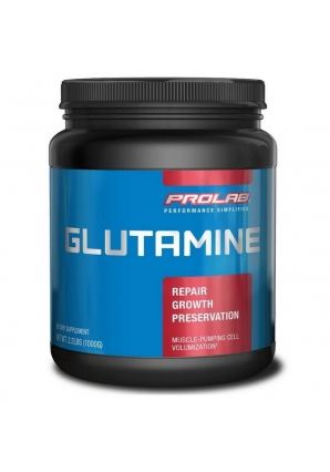 Glutamine Powder 1000 гр 2.2lb (Prolab)