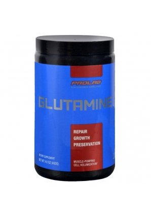 Glutamine Powder 400 гр 14.1oz (Prolab)
