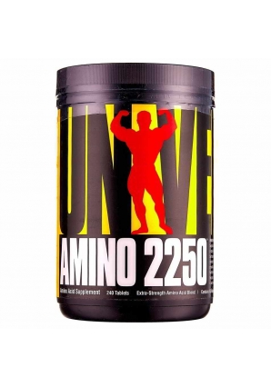 Amino 2250 - 240 табл. (Universal Nutrition)