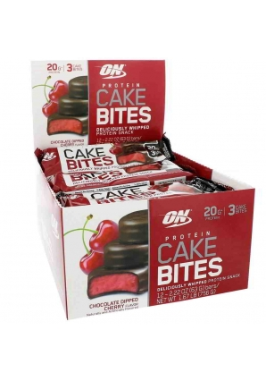 Cake Bites 12 шт 63 гр (Optimum nutrition)