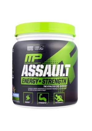 Assault Sport 345 гр (MusclePharm)