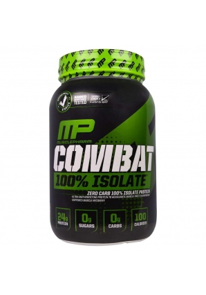 Combat Sport 100% Isolate 907 гр 2lb (MusclePharm)