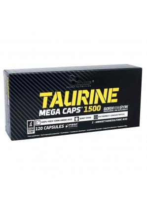 Taurine Mega Caps 120 капс (Olimp)