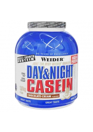 Day & Night Casein 1800 гр (Weider)