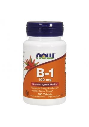 B-1 100 мг 100 табл (NOW)