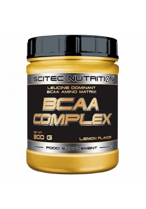 BCAA Complex 300 гр (Scitec Nutrition)