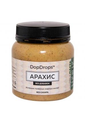 Арахисовая паста без добавок 250 гр (DopDrops)