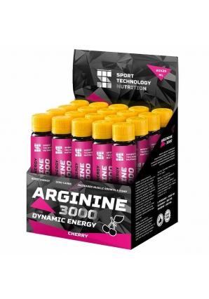 Arginine 3000 25 мл 20 амп (Спортивные технологии)
