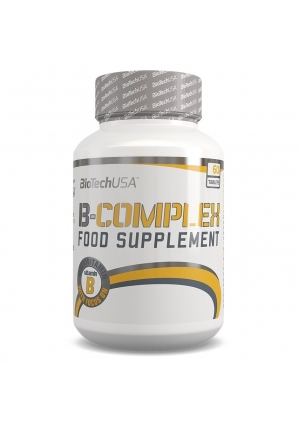 B-complex 60 табл (BioTechUSA)