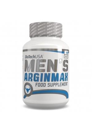 Men's Arginmax 90 табл (BioTechUSA)