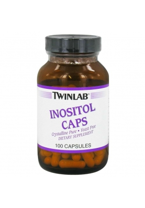 Inositol Caps 500 мг 100 капс (Twinlab)