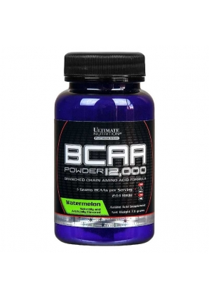 BCAA Powder 12000 7.6 гр (Ultimate Nutrition)