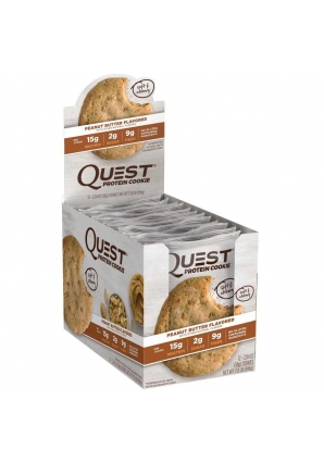 Quest Cookie 12 шт 59 гр (Quest Nutrition)