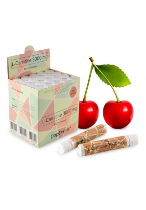 L-Carnitine 3000 мг 25 мл 20 амп (DopDrops)
